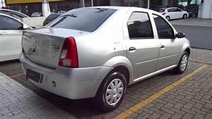 Renault Logan Authentique 1 0 16v  Flex  2009