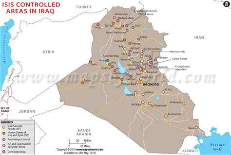 map  isis controlled areas  iraq isis map