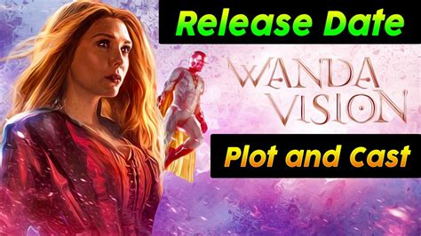Marvel made the announcement for the official wandavision release date in. WandaVision Release Date, Plot and Update Details ...
