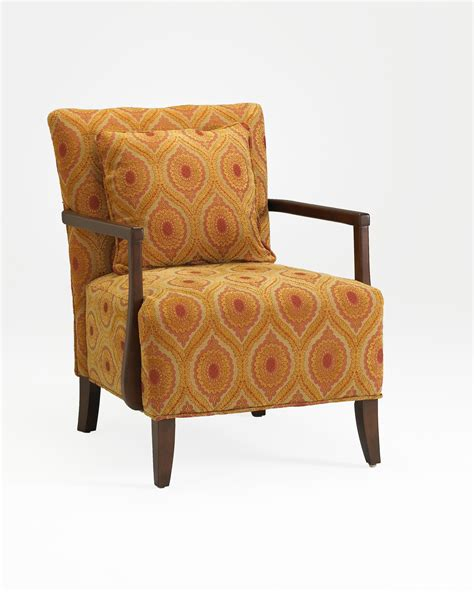 antique accent chairs comfort pointe dante vintage accent chair by oj commerce