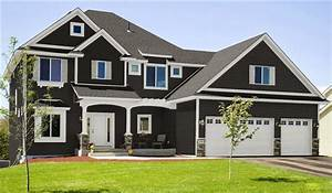 Grey exterior house, exterior house colors hot trends