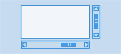 Css Div Scrollbar Style by Custom Scrollbars In Webkit Poselab