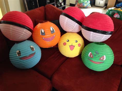 pokemon themed crafts  celebrate pokemon