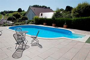 Einbau Pool Selber Bauen : einbaupool oval bestway oval frame set x x cm inkl filterpumpe with einbaupool oval beautiful ~ Sanjose-hotels-ca.com Haus und Dekorationen