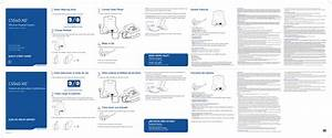 Plantronics Wh500xd 900mhz Convertible Headset User Manual