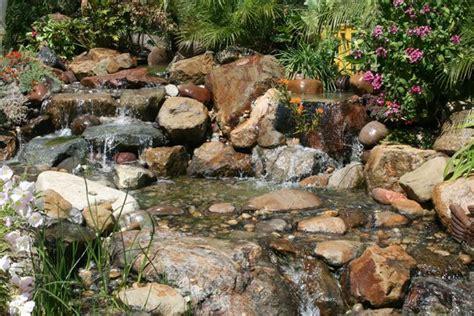 ponds custom koi ponds waterfalls  pondless