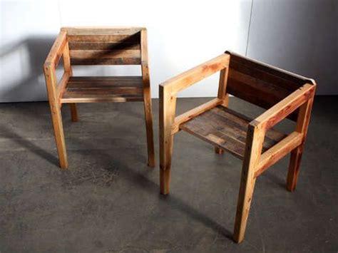 scrap armchair woodworking wood chair design wooden