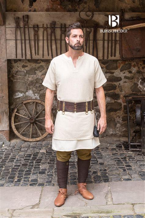 short sleeve tunic aegir hemp