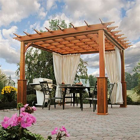 traditional wood pergolas country lane gazebos