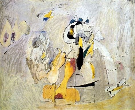 si e automobile arshile gorky abstract expressionist painter tutt 39