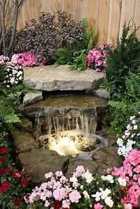 Kleiner Bachlauf Garten : kleiner garten ideen gestalten sie diesen mit viel ~ Michelbontemps.com Haus und Dekorationen