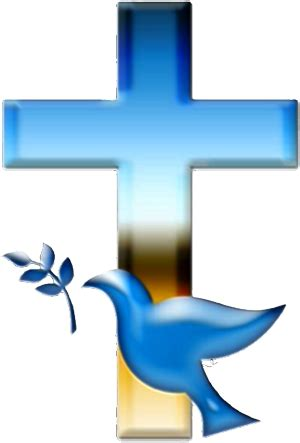 Cross And Dove Clipart  Clipart Suggest