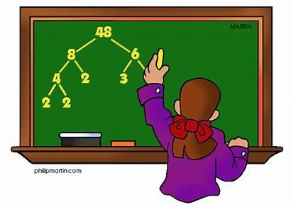 Clipart Clip Math Chalkboard Grade Teacher Board