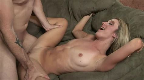 Blonde Girl With Sexy Tattoo Having Sex Homemade Porn
