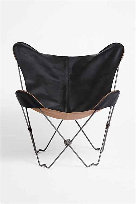 leather butterfly chair cover outfitters