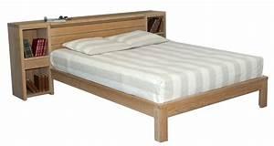 Lit Bois Massif Ikea : comment fabriquer un lit en bois massif id e inspirante pour la conception de la ~ Teatrodelosmanantiales.com Idées de Décoration