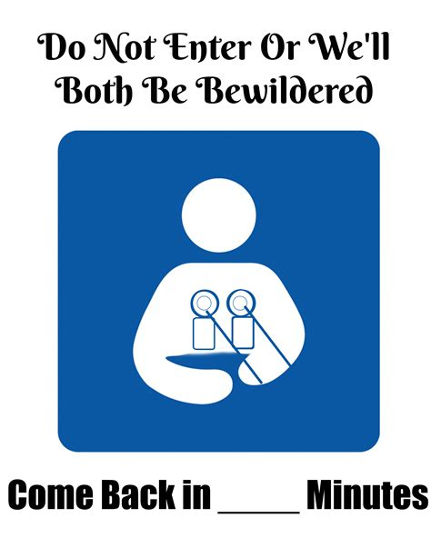 Free Breastfeeding Pumping Signs Were Parents