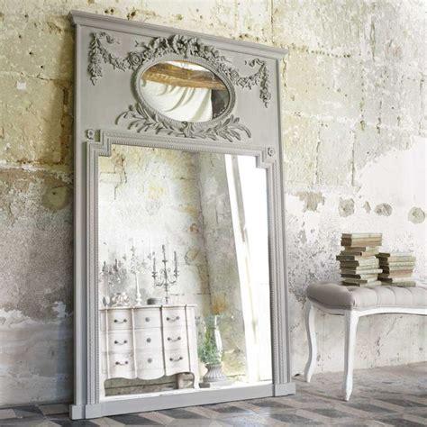 lo specchio shabby chic secondo maison du monde arredamento provenzale