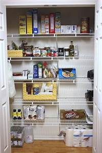 Small kitchen pantry organization ideas home design for Small kitchen pantry organization ideas