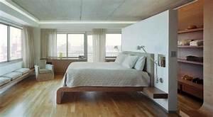 Bett Selber Planen : wohnideen schlafzimmer den platz hinterm bett verwerten freshouse ~ Markanthonyermac.com Haus und Dekorationen
