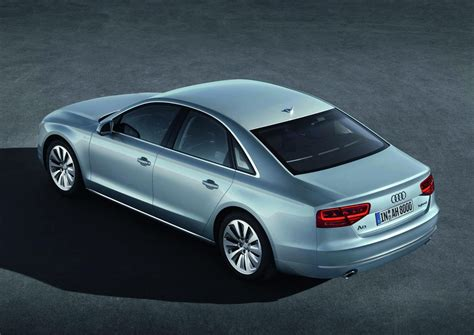 2018 Audi A8 Hybrid Picture 417104 Car Review Top Speed