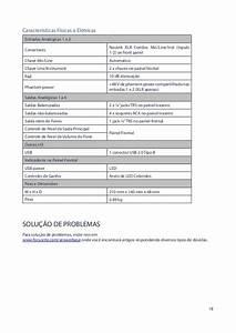 Manual Da Interface Focusrite Scartlett 2i4  Portugu U00cas