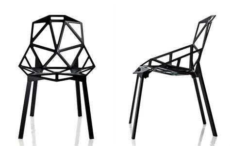 tecnologia design chair one di konstantin grcic