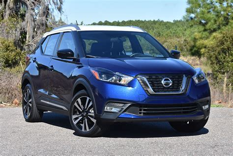 nissan kicks sr review test drive