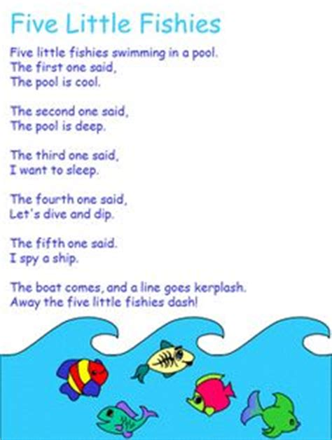 Boat Songs For Toddlers by Fish Themed Nursery Rhymes Thenurseries
