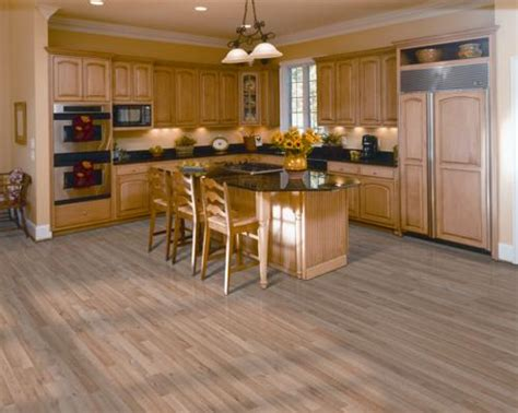 best hardwood floor for kitchen what color laminate flooring with oak cabinets 7702