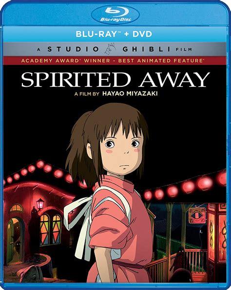 Spirited Away Bluraydvd