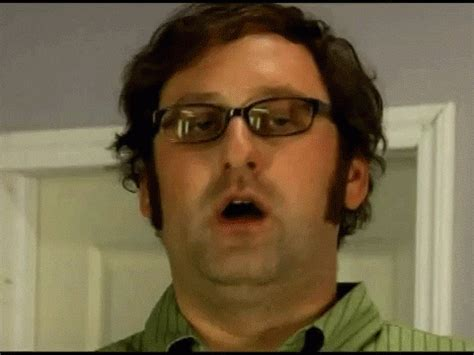 sarcastic tim  eric awesome show great job gif find