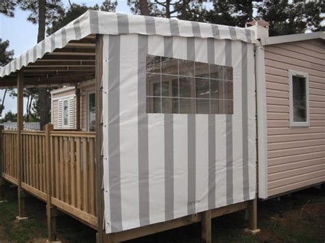 joue droite 2 50 m pour terrasse mobil home destock terrasse
