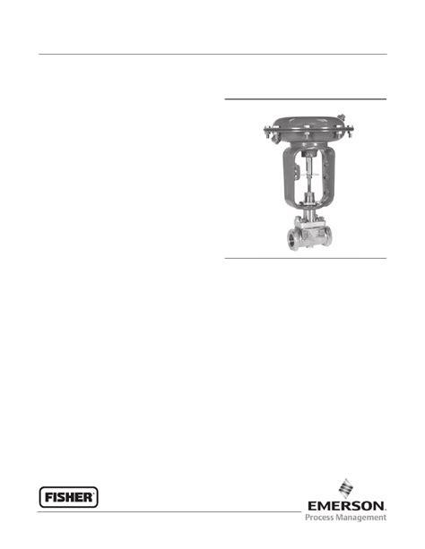 Emerson Fisher Baumann 24000S Instruction Manual - Free