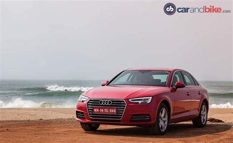 Get On Road Price Of Audi A4