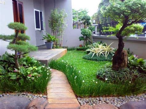 tips penataan taman depan rumah minimalis indah