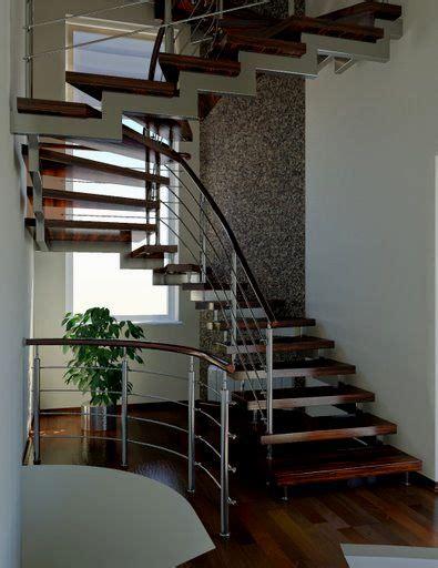 rancang bangun desain tangga rumah tinggal