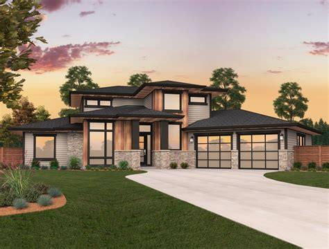 Modification Miracles Modern House Plans by Mark Stewart