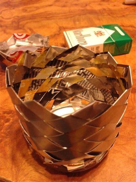 sodabeer  ashtrays  ashtray metalwork origami