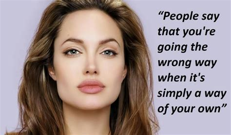 8 Best Angelina Jolie Quotes That You Should Bookmark