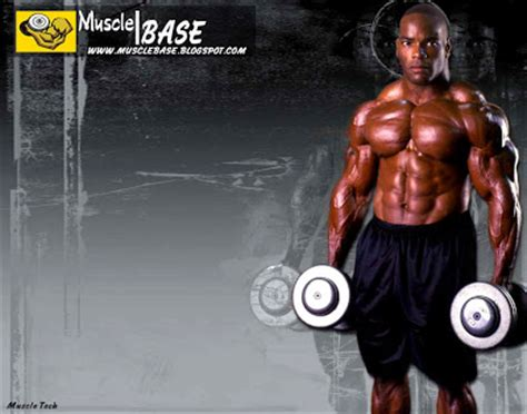 johnnie jackson muscle base  bodybuilding contests