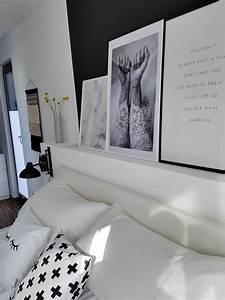 Haus Von Schwarz Und Weiß : skandinavisch schwarz wei schlafzimmer bett schlafzimmer wei schlafzimmer und ~ A.2002-acura-tl-radio.info Haus und Dekorationen