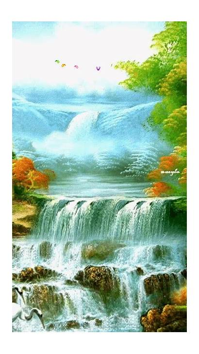 Gifs Paradise Eau Paysage Nature Plaisir Apres