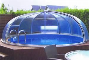 Pool Dach Rund : schwimmbad berdachung rund von v roka ~ Watch28wear.com Haus und Dekorationen