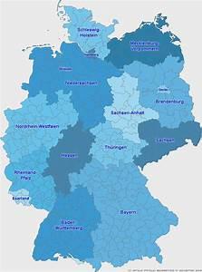 Rauchmelderpflicht Niedersachsen Welche Räume : bundesl nder deutschland hauptst dte karten daten ~ Bigdaddyawards.com Haus und Dekorationen