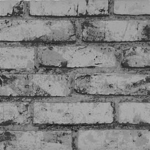 Papier Peint Brique Gris : papier peint intiss d cor briques gris d cor discount ~ Dailycaller-alerts.com Idées de Décoration