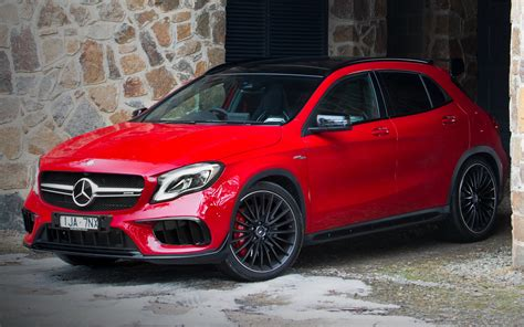 Australia's no.1 place to buy, sell or research a car, and read all the latest news and reviews. 2017 Mercedes-AMG GLA 45 Aerodynamics Package (AU ...