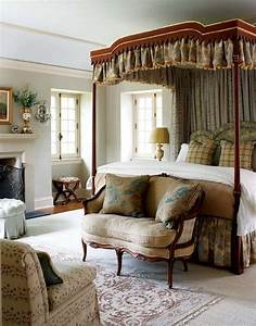 12, Dreamy, English, Country, Bedroom, Ideas