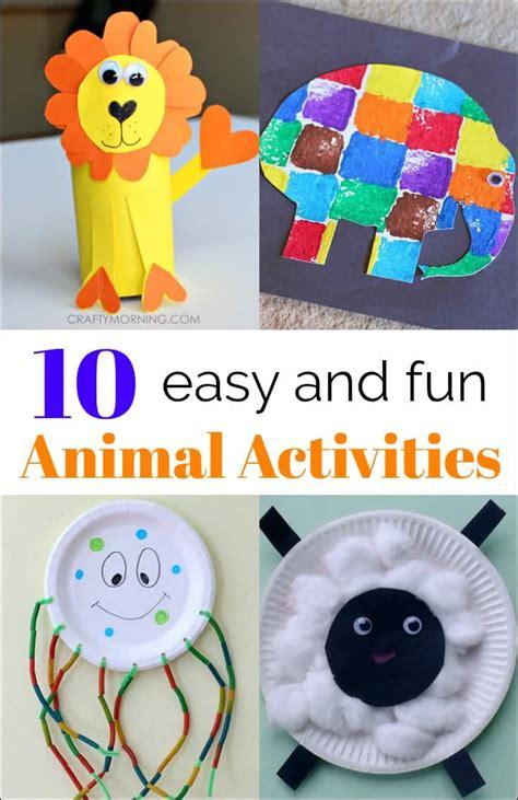 simple animal activities   kids weekly  op
