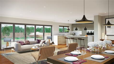 open planned living the pros and cons of open plan living love chic living